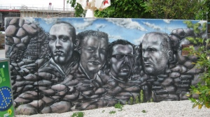 Graffiti in Bonn, Germany